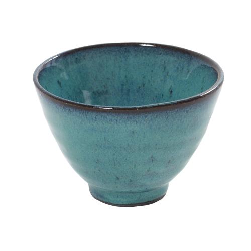 serveerkom aqua 11cm kleur turquoise serax servies