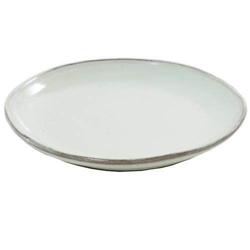 dessertbord aqua mintgroen 22cm serax servies