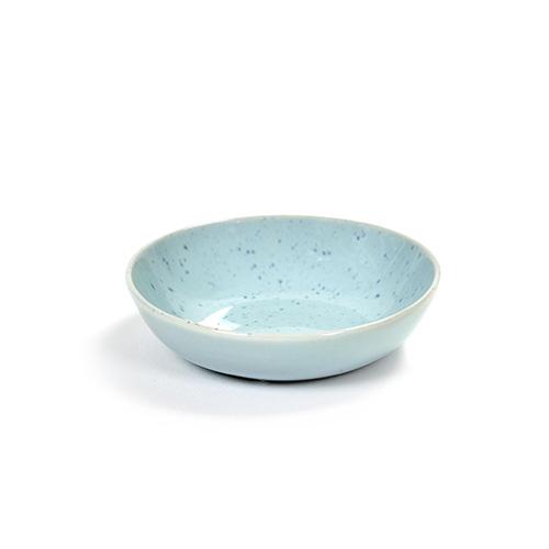 schaaltje mini 9cm kleur light blue servies terres de reves serax