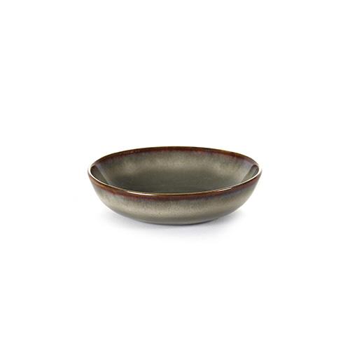 schaaltje mini 9cm kleur misty grey servies terres de reves serax