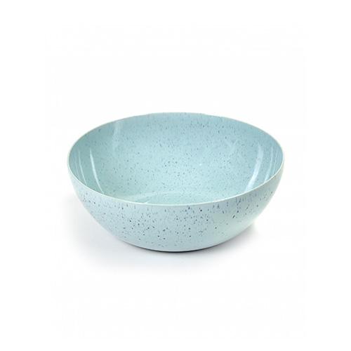 saladeschaal 27cm kleur light blue servies terres de reves serax