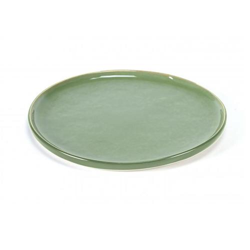 bord xs 16cm pure pascale naessens serax servies groen