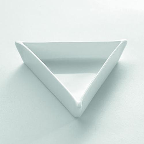 Bord triangle diam 9,7cm SERAX Enchanting Geometry Ann Van Hoey