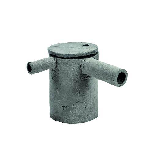 Theepot nr4 65cl cement beton SERAX FCK Frédérick Gautier