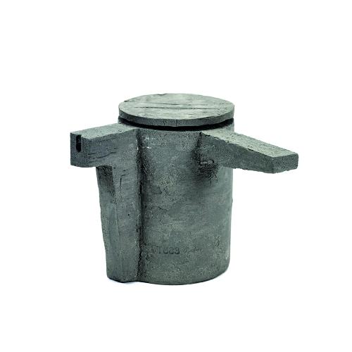 Theepot nr2 65cl cement beton SERAX FCK Frédérick Gautier