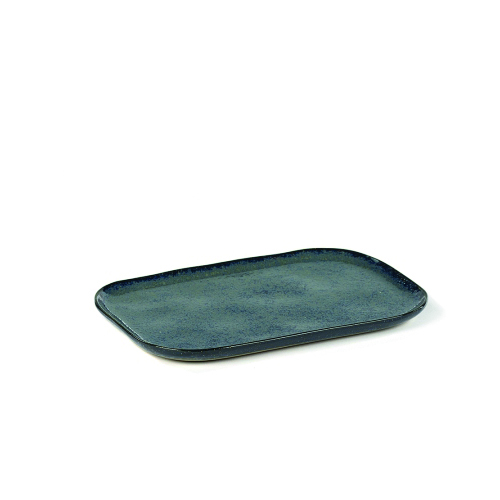 Bord 2l 23cm 15cm blue grey SERAX la nouvelle table MERCI
