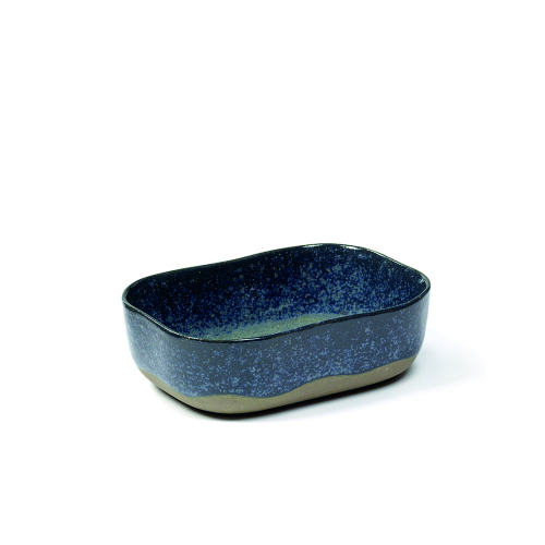 Bord 6m xdiep 14.5cm 10.5cm blue grey SERAX la nouvelle table MERCI
