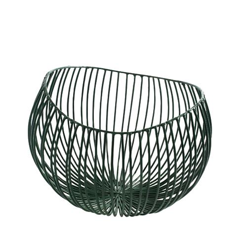 Schaal diep gio donkergroen SERAX Metal Sculptures Antonino Sciortino