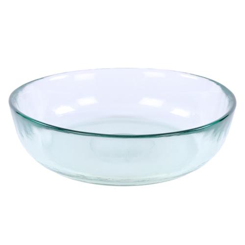 Schaal diam 35 cm gerecycled glas San Miguel