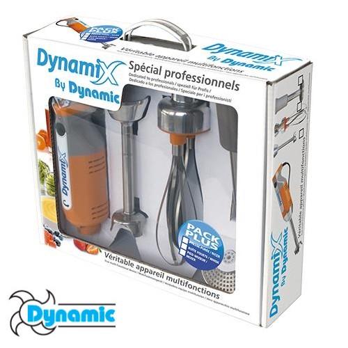 Staafmixer set Dynamix motorblok pureerstaaf garde mixstaaf Dynamic