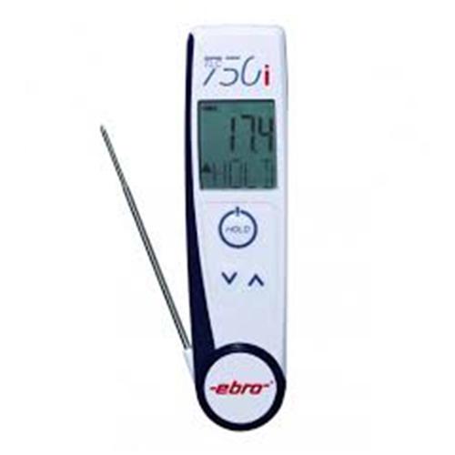 Infraroodthermometer TLC750i Ebro Gullimex
