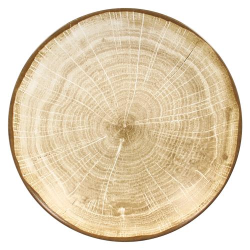 Coupebord diep diam 26cm Moss Green groen Woodart Rak Porcelain