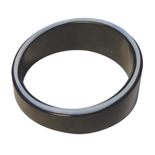 Black Melamine Non Slip Slanted Riser 90x30mm TB114