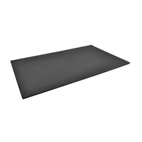 Black 1 1 size Slate Effect Melamine Tray TBS9911