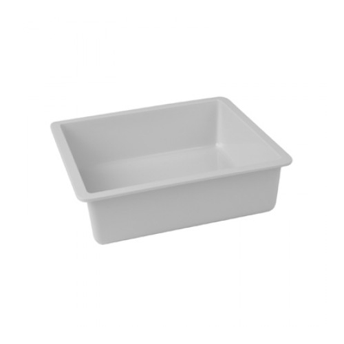 Inzetschaal Chunky Crock wit Dalebrook 16x17cm TPO5313