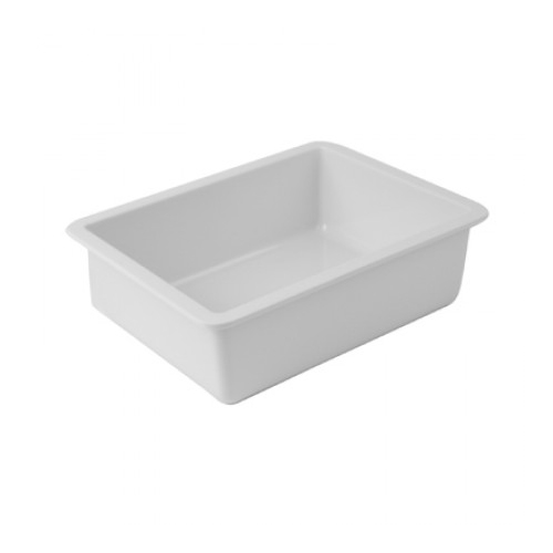 Inzetschaal Chunky Crock wit Dalebrook 16x13cm TPO5314