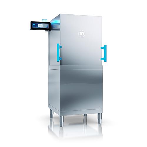 Meiko M iClean HL vaatspoelmachine vaatwasser doorschuiver