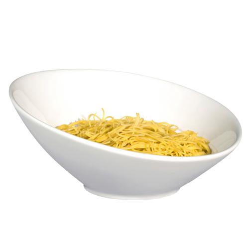 Saladeschaal pastaschaal fruitschaal alpe dHuez porselein