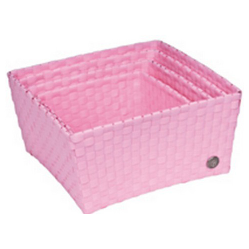 Broodmand fruitmand handedby pink