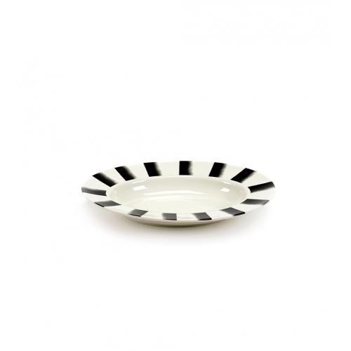 Schaal s lines pasta ovaal afm 31x21cm SERAX Pasta Pasta Paola Navone