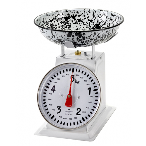 Keukenweegschaal 5 kilogram SERAX Pasta Pasta Paola Navone