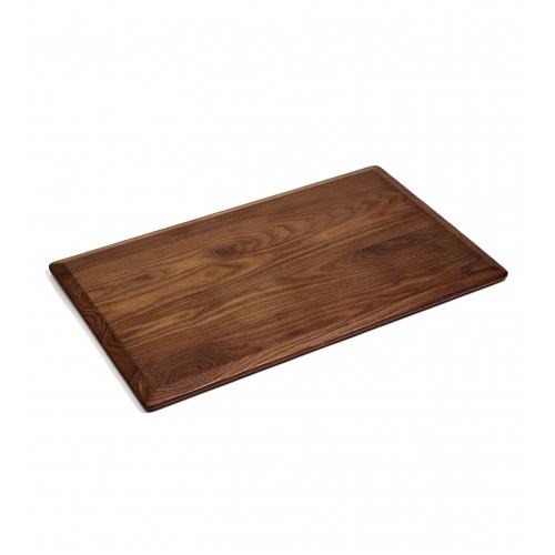 Snijplank hout L rechthoekig afm 58x35cm SERAX PURE Pascale Naessens