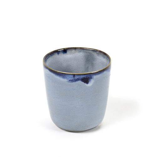 Beker S diam 6.5cm Blue SERAX Terres De Reves Anita Le Grelle