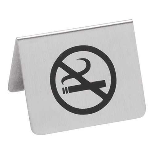 Bordje no smoking