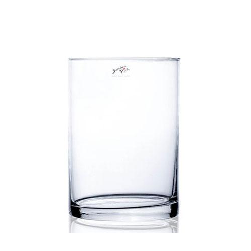 vaas glas cilinder klein