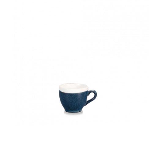 monochrome churchill espressokop blue