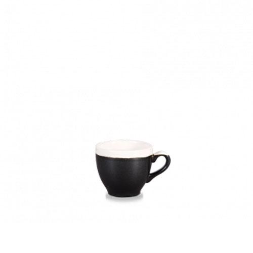 monochrome churchill espressokop zwart