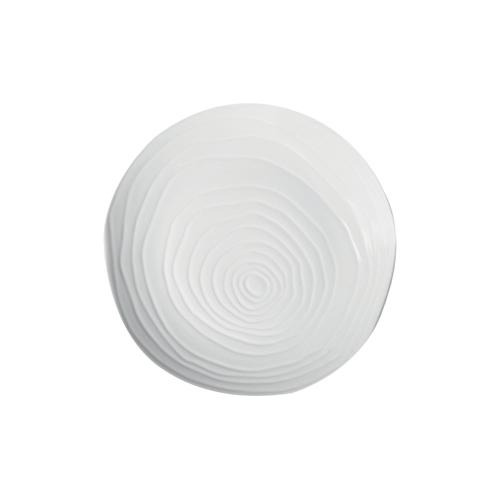 Bord diam 16.5 cm white wit Pillivuyt Teck