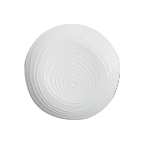 Bord diam 21 cm white wit Pillivuyt Teck