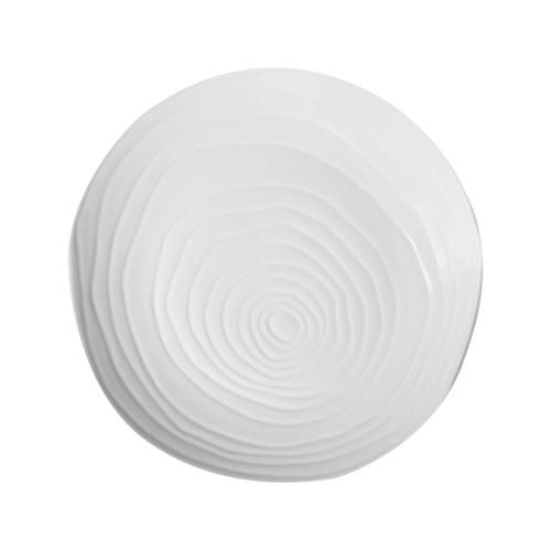 Bord diam 26.5 cm white wit Pillivuyt Teck