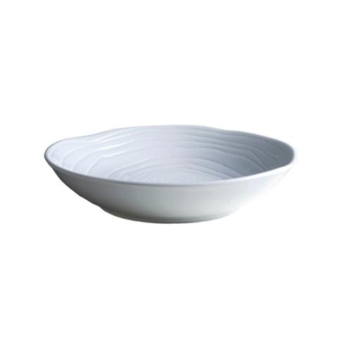 Bord diep diam 23 cm white wit Pillivuyt Teck
