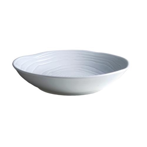 Bord diep diam 26 cm white wit Pillivuyt Teck