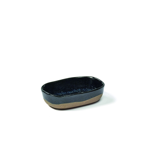Bord 8s diep 9.8cm 6.5cm darkblue SERAX la nouvelle table MERCI