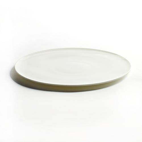 bord rond 21cm wit lens serax