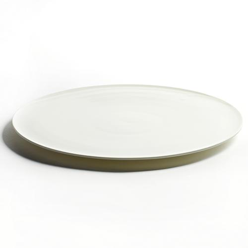 bord rond 30cm wit lens serax