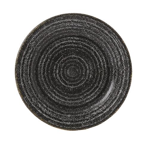 bord zwart x17cm churchill studio prints homespun charcoal black SPCBVP651