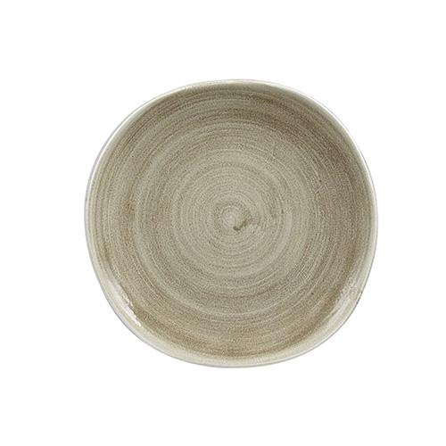 bord organic l 26 4cm churchill stonecast patina antique taupe