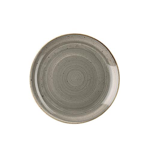 coupebord 16 5cm churchill stonecast peppercorn grey SPGSEVP61