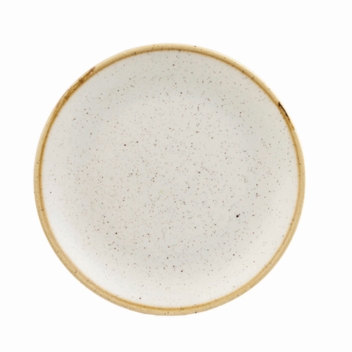 coupebord 21 7cm churchill stonecast barley white SWHSEVP81