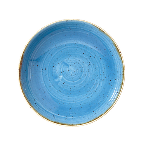 coupe schaal 18 2cm churchill stonecast cornflower blue SCFSEVB71