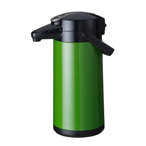 Airpot Furento Bravilor glazen binnenpot groen metallic 62.1230