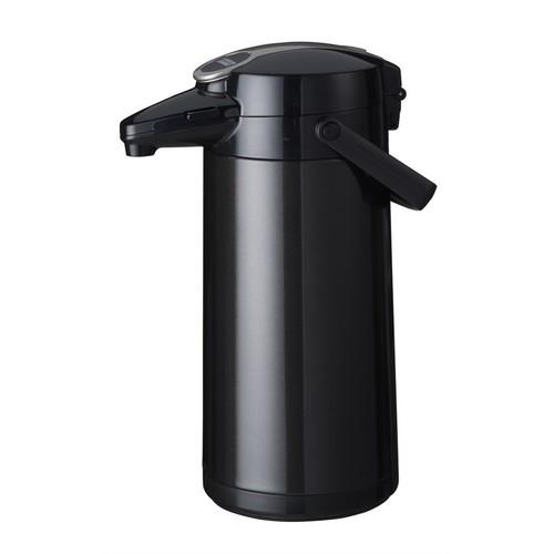 Airpot Furento Bravilor glazen binnenpot zwart metallic 62.1238