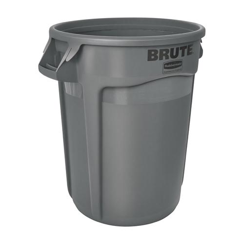 Afvalbak Brute Rubbermaid polyethyleen 121ltr