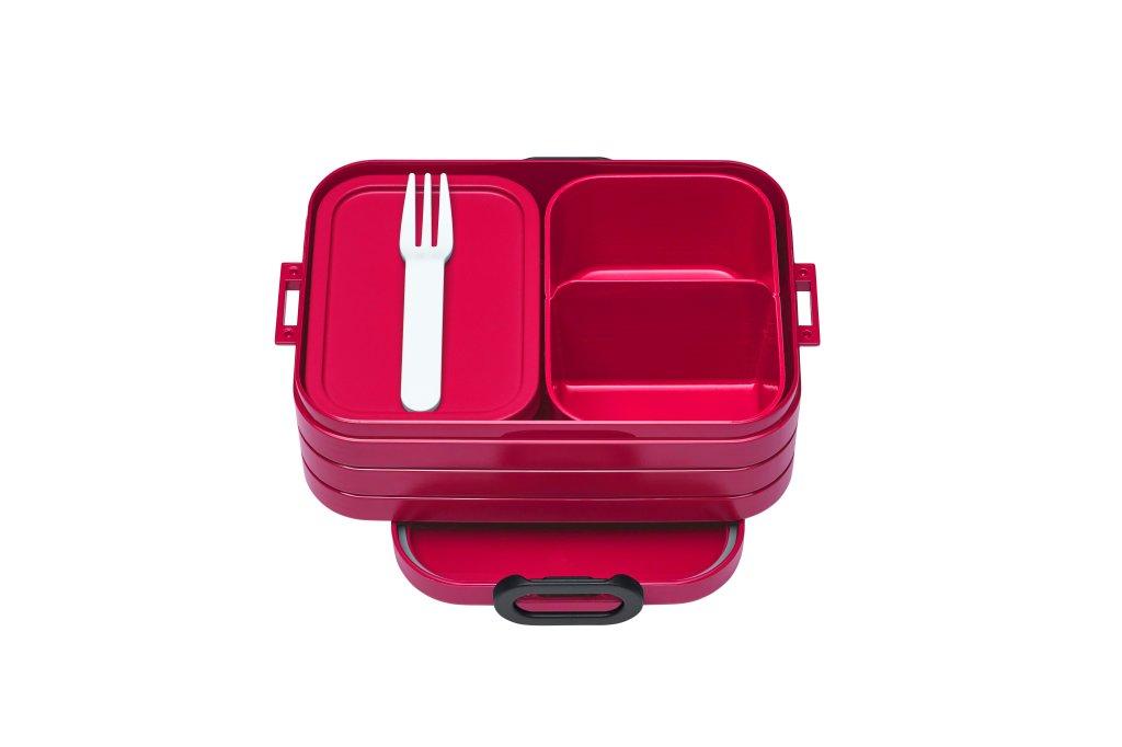 bento lunchbox take a break midi nordic red
