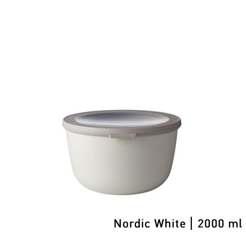 Multikom Cirqula Nordic White 2000ml Rosti Mepal