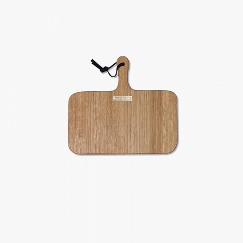Broodplank XS Dutchdeluxes Breadboards xs rechthoekig oak afm 34x19cm